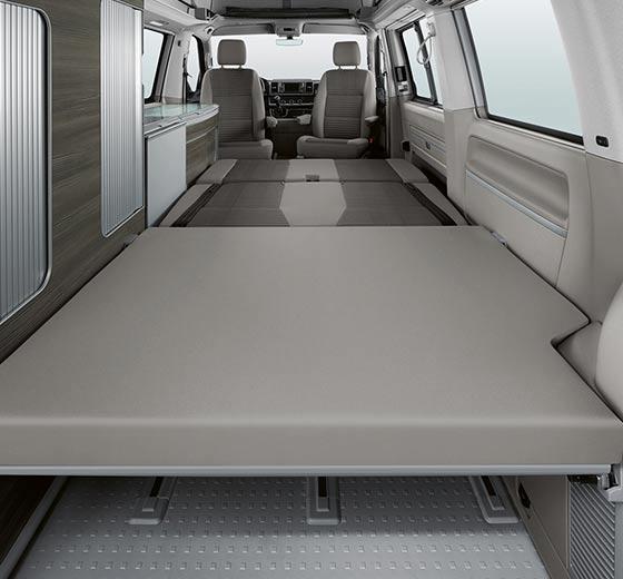 Inside our vans