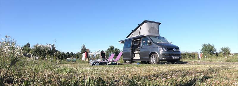 VW California Ocean Van For Hire