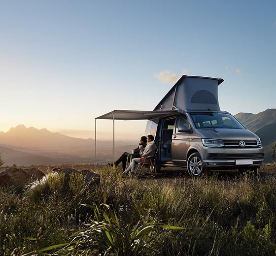VW California Hire Holidays