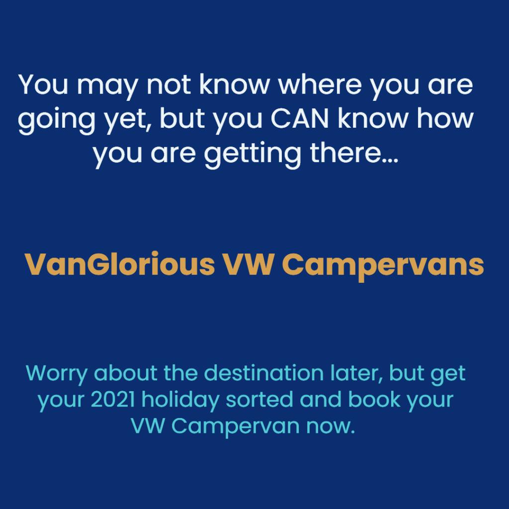 VanGlorious VW Campervans